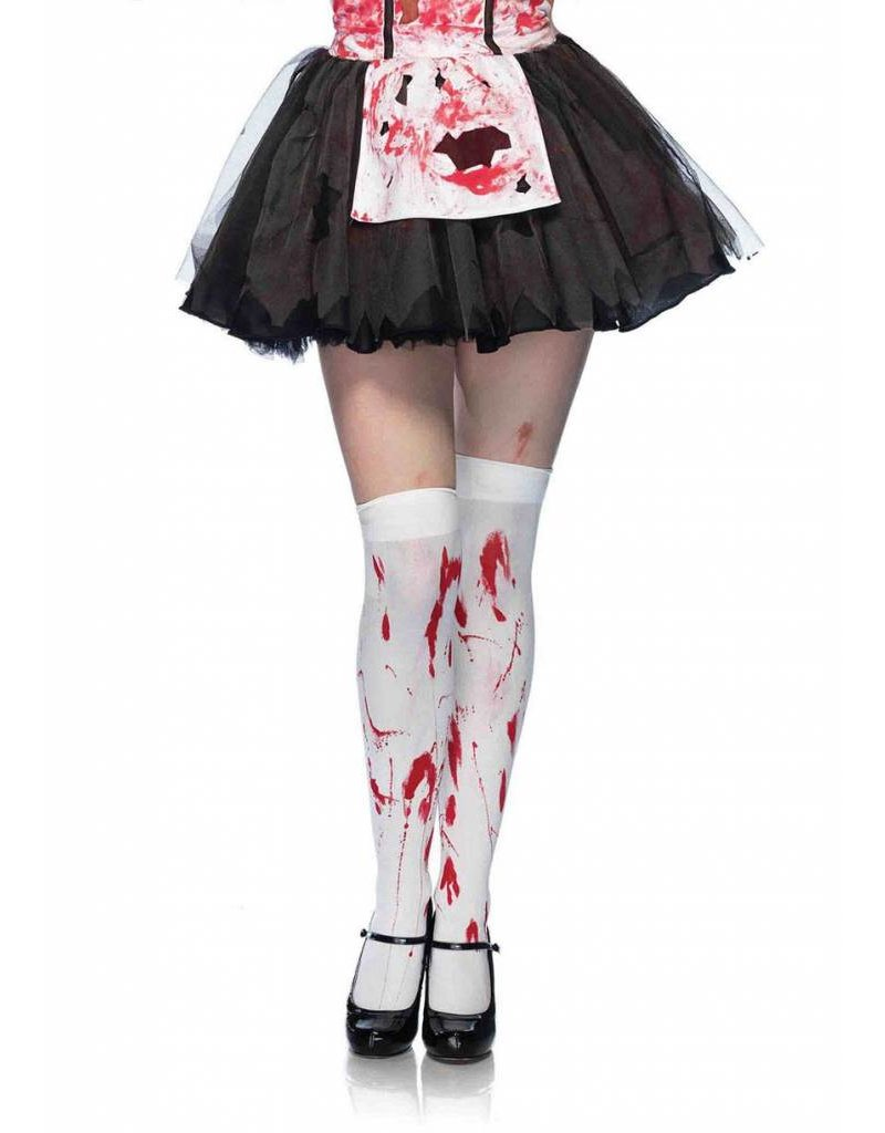 Leg Avenue Bloody Thigh Highs