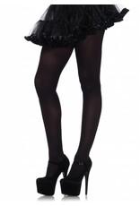 Leg Avenue Nylon Tights Black