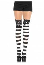 Leg Avenue Fancy Cat Pantyhose