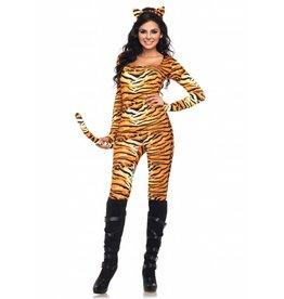 Leg Avenue Wild Tigress Catsuit