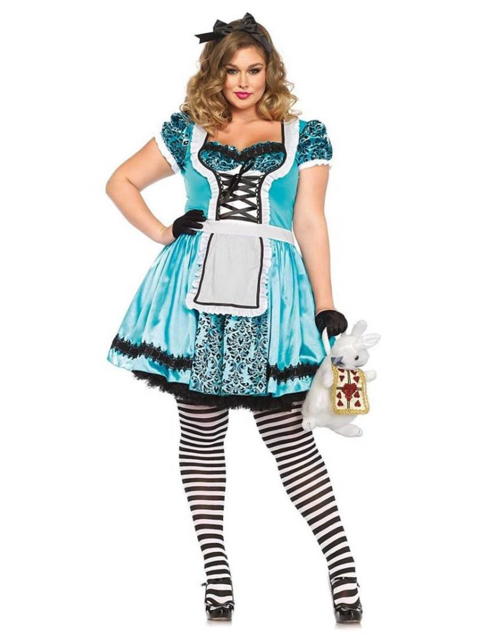 Leg Avenue Tea Party Alice 1X/2X