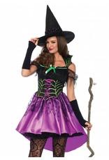 Leg Avenue Spiderweb Witch