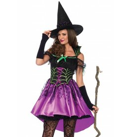 Leg Avenue Spiderweb Witch