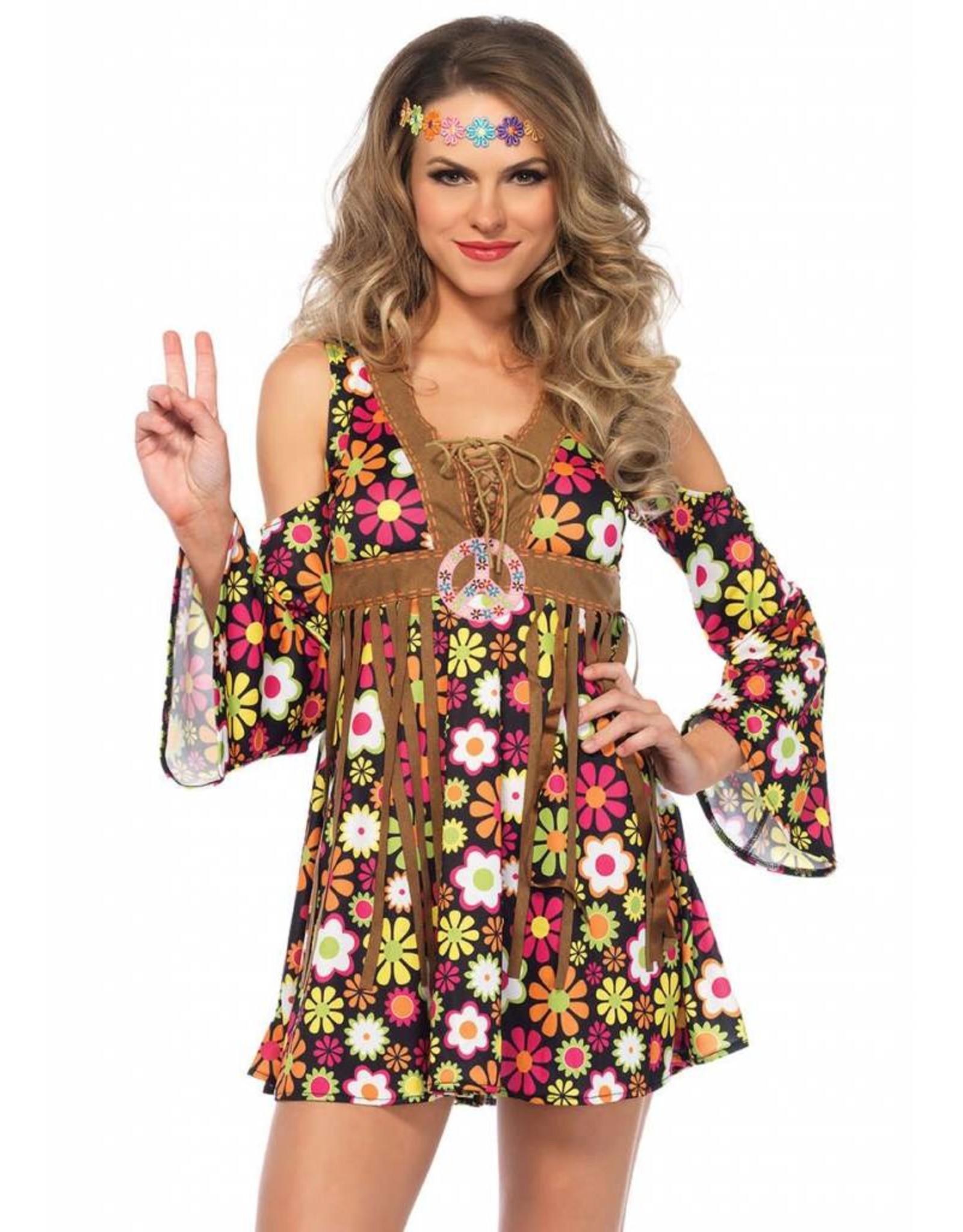 Leg Avenue Starflower Hippie