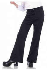 Leg Avenue Bell Bottom Pants Black