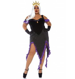 Leg Avenue Sultry Sea Witch 1X/2X