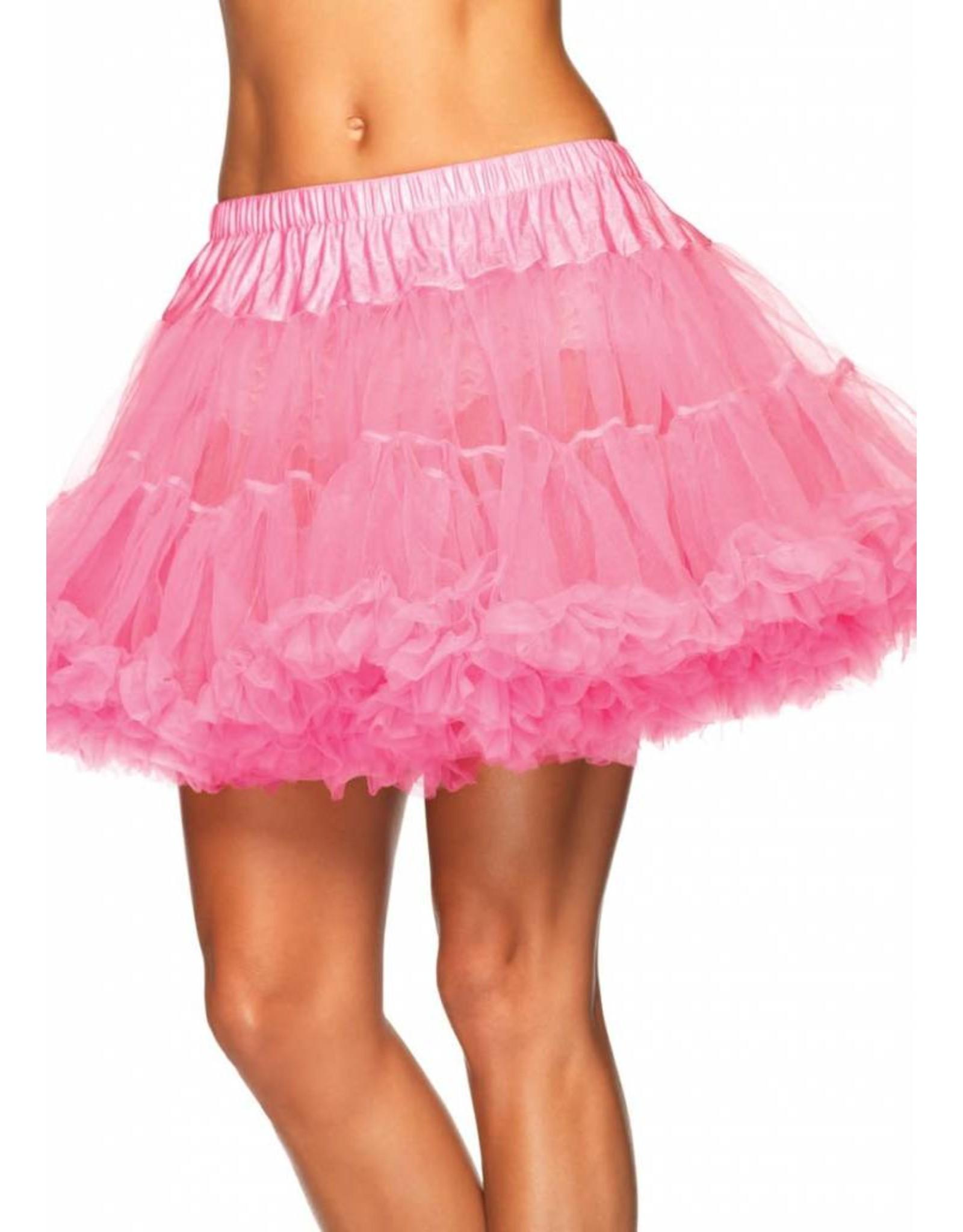 Leg Avenue Petticoat Neon Pink