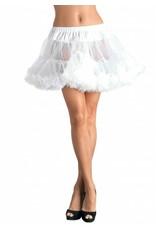 Leg Avenue Petticoat White