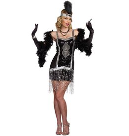 Dreamgirl Simply Fab Flapper
