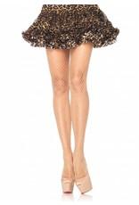 Leg Avenue Spandex Net Pantyhose Nude