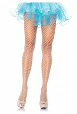 Leg Avenue Spandex Net Pantyhose Wht