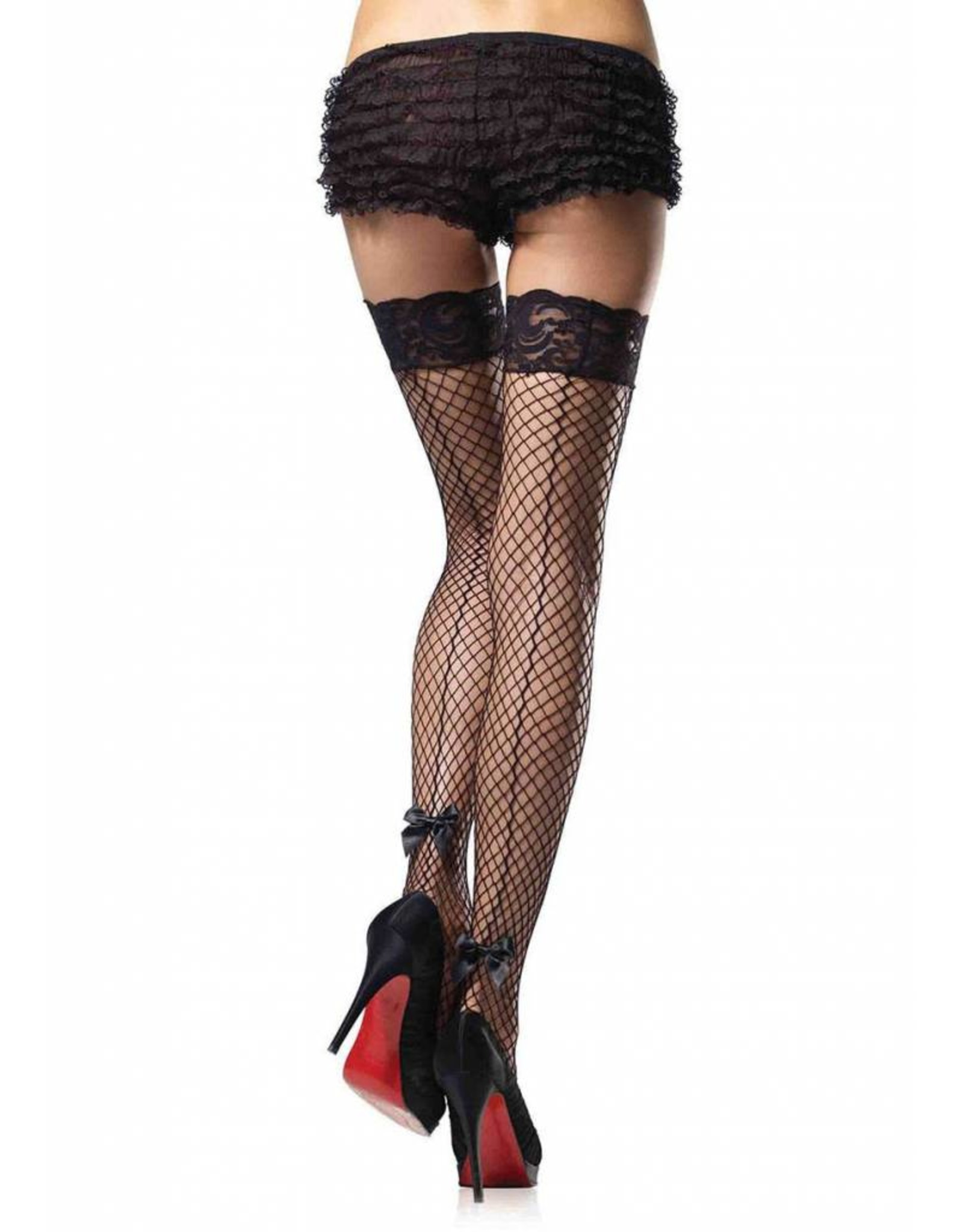 Leg Avenue Backseam Net Stocking