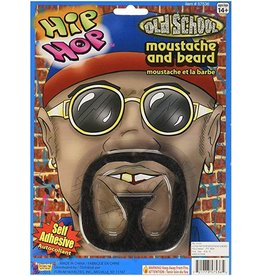 Forum Rap Star Moustache