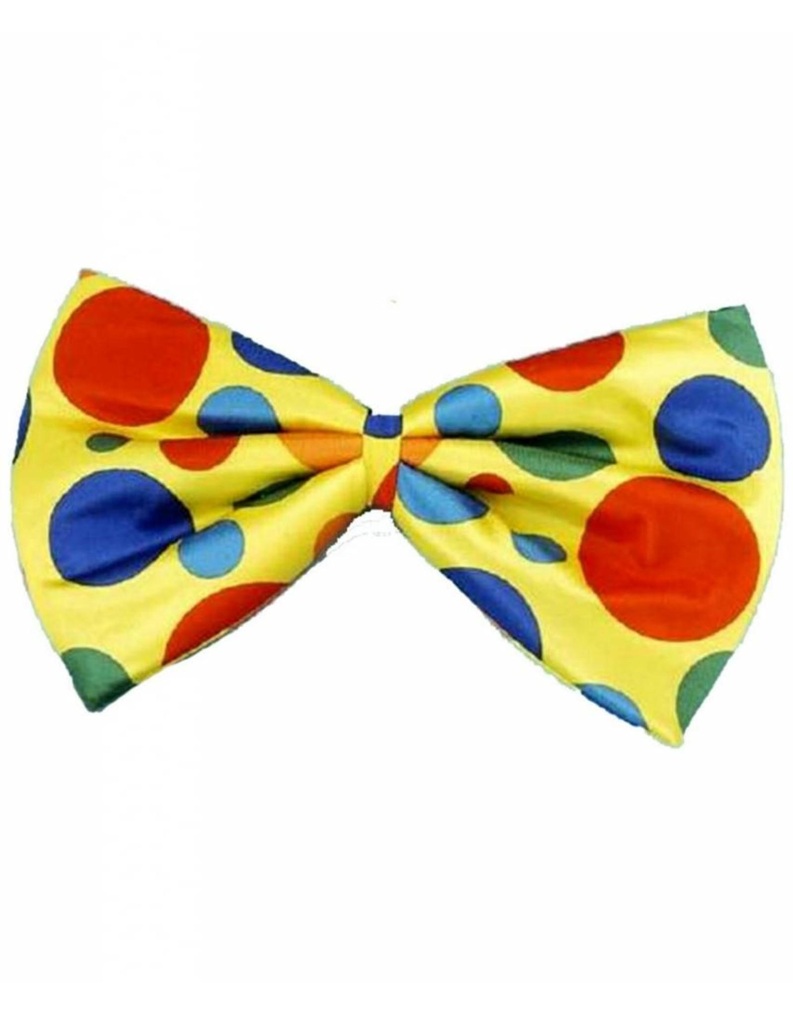 Forum Jumbo Clown Bow Tie
