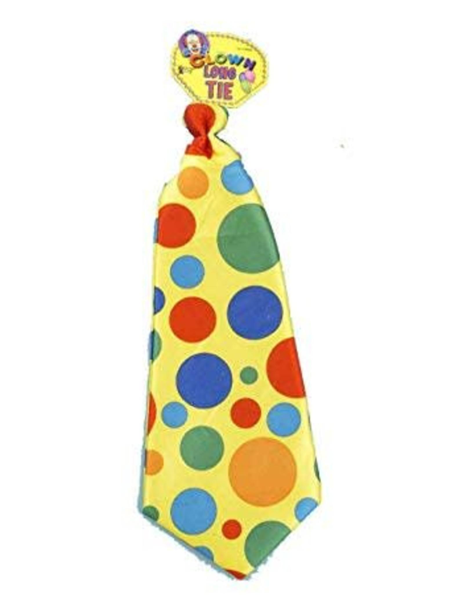 Forum Jumbo Clown Long tie