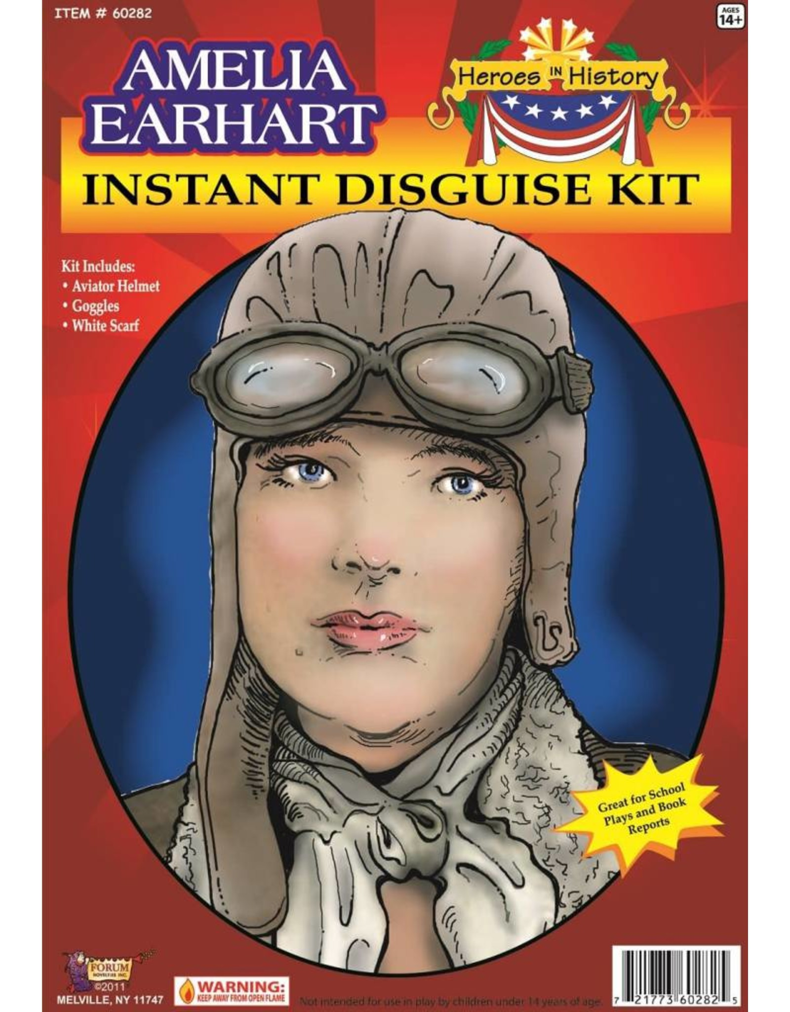 Forum Earhart Kit