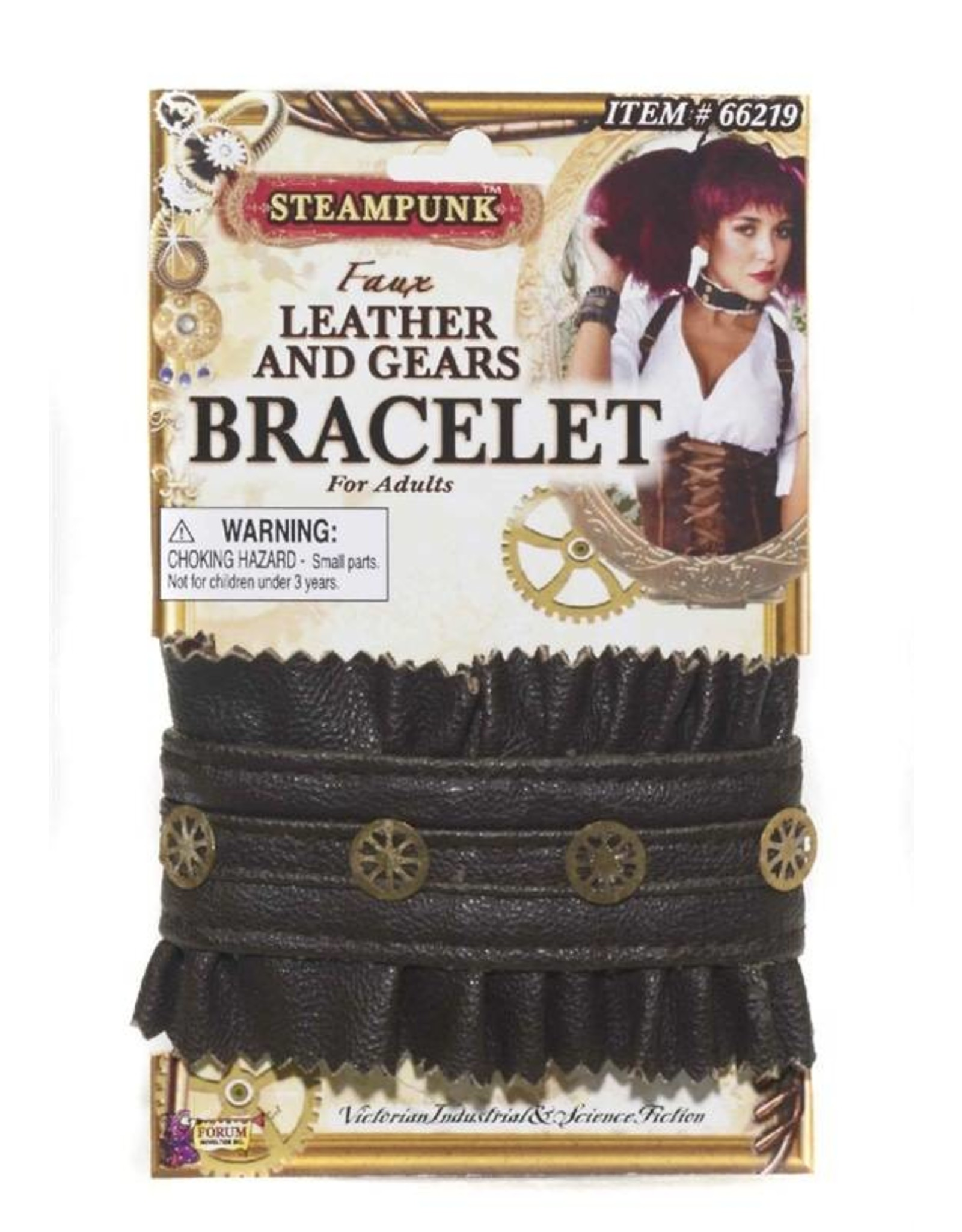 Forum Steampunk Bracelet