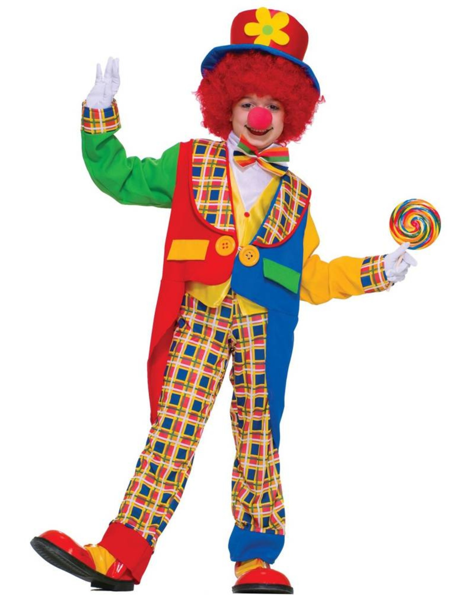 Forum Clown on the Town