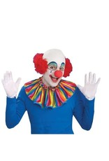 Forum Baldy Clown Wig