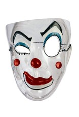 Forum Transparent Clown Mask