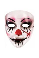 Forum Creepy Clown Mask