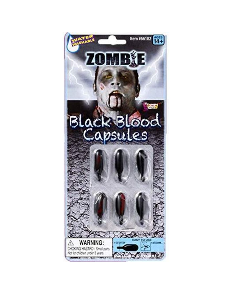 Forum Black Blood Caps