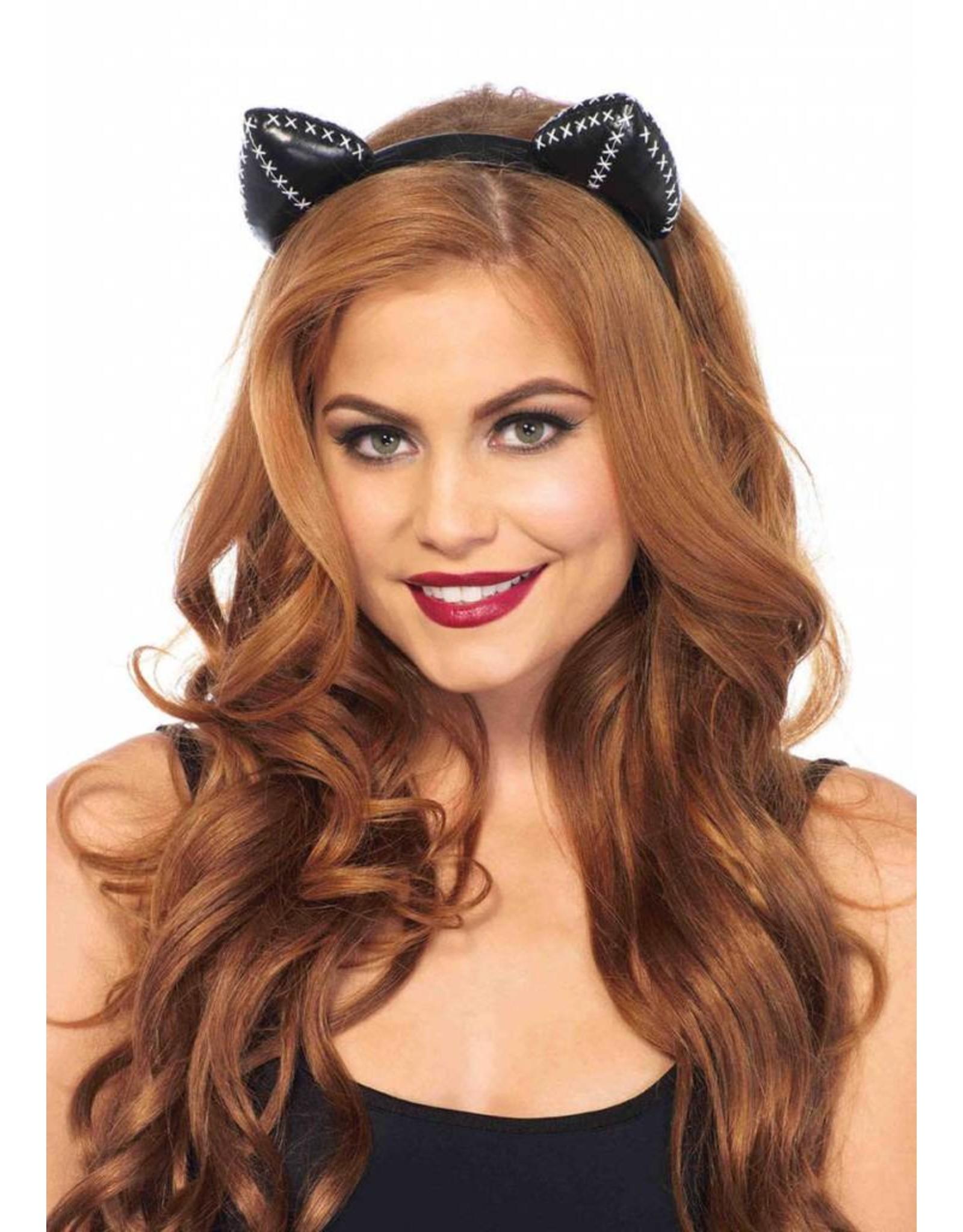 Leg Avenue Stitch Kitty Headband