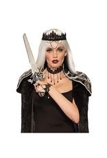 Forum Dark Crown with Veil