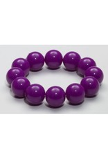 Forum Gumball Bracelet Purple