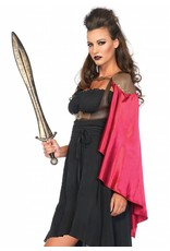 Leg Avenue Warrior Harness/Cape M/L