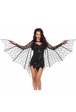 Leg Avenue Lace Bat Wings