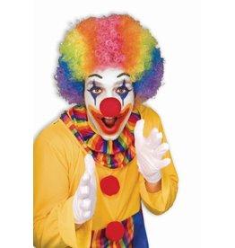 Rubies Clown Wig Rainbow
