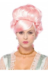 Leg Avenue Antoinette Wig Pink