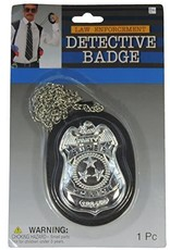 Forum Detective Badge on Chain