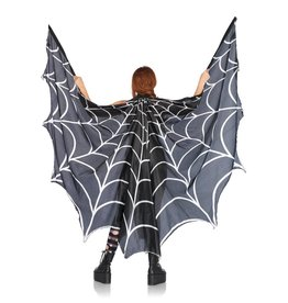 Leg Avenue Spiderweb Wing Cape