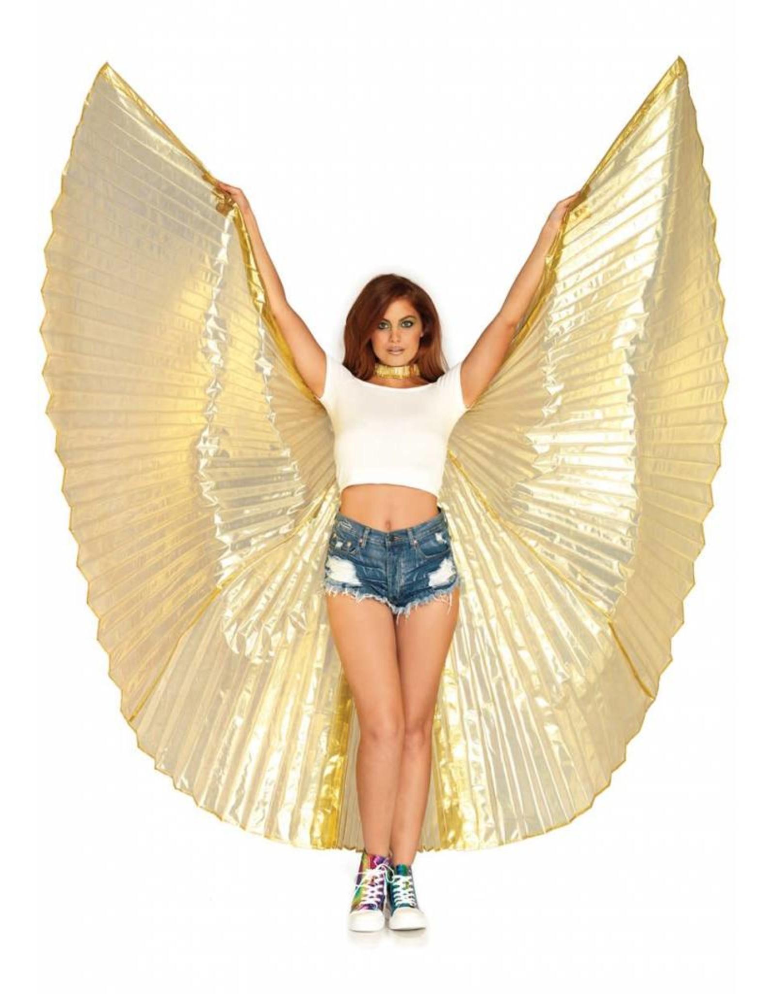 Leg Avenue Gold Festival Wings