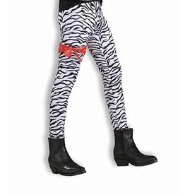 Forum 80's Zebra Pants