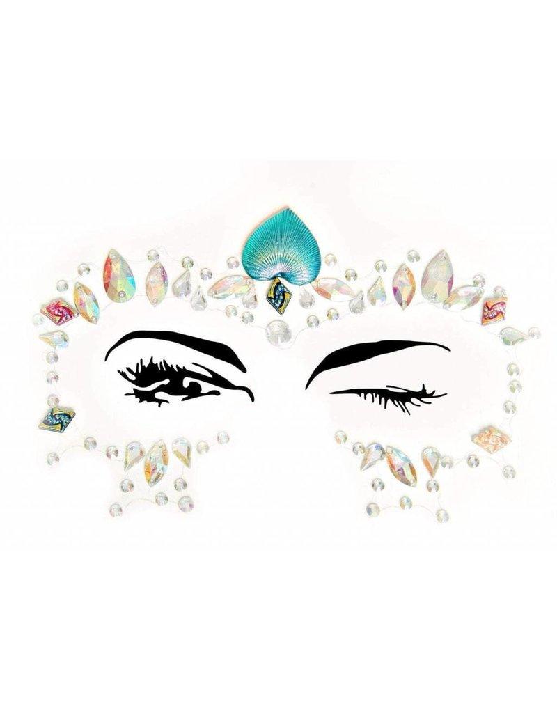 Leg Avenue Ariel Face Jewels