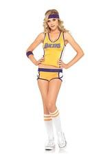 Leg Avenue NBA Lakers Set