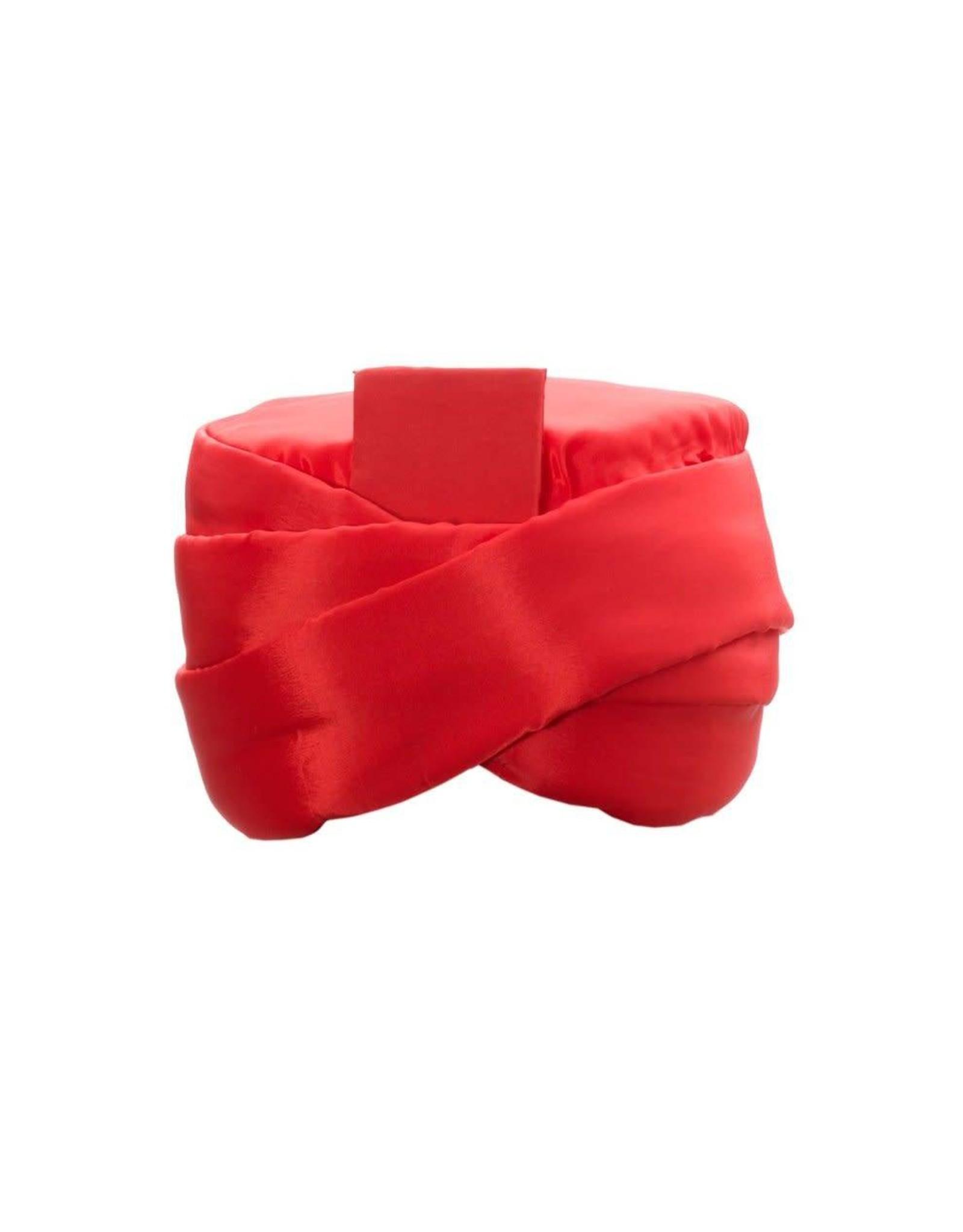 Forum Deluxe Red Turban