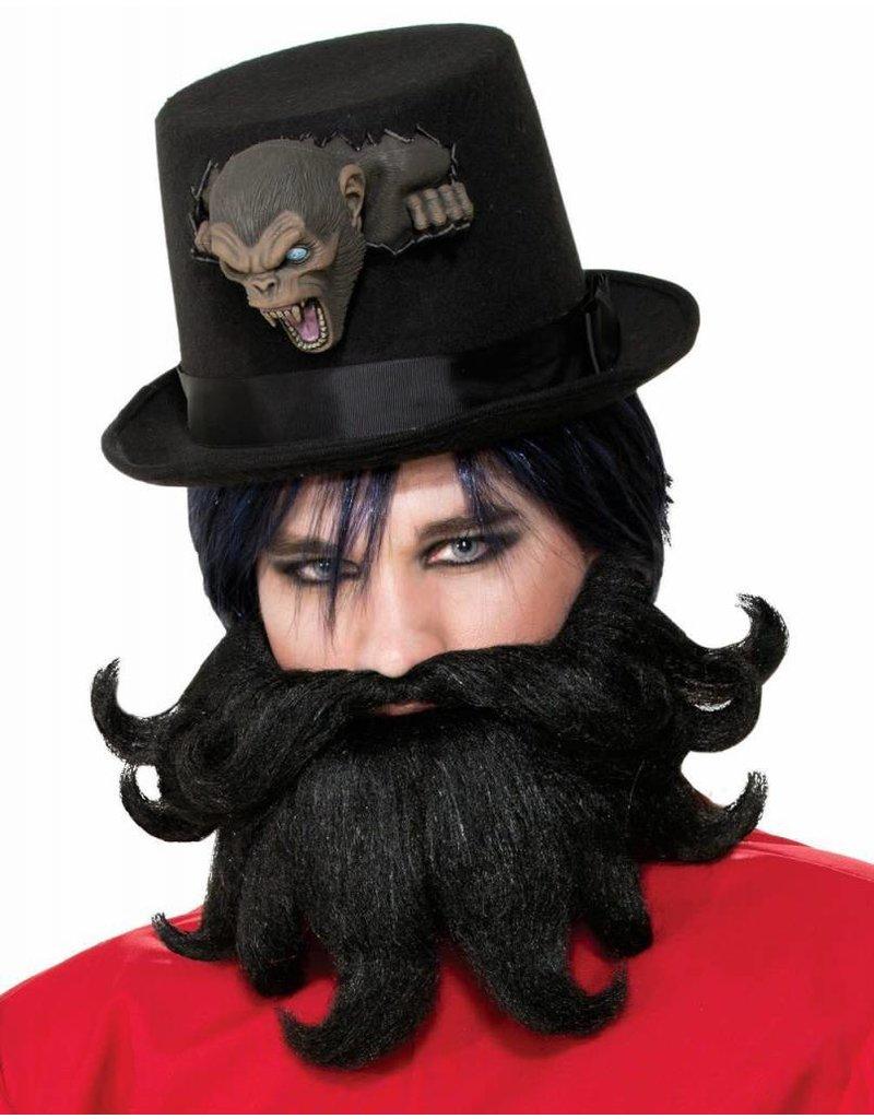 Forum Scoundrel Moustache & Beard