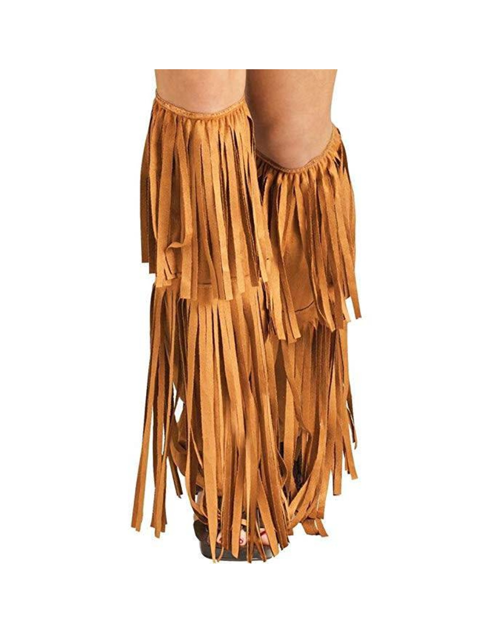 Forum Fringed Suede Boot Tops