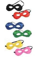Forum Child Hero Mask Red/Black