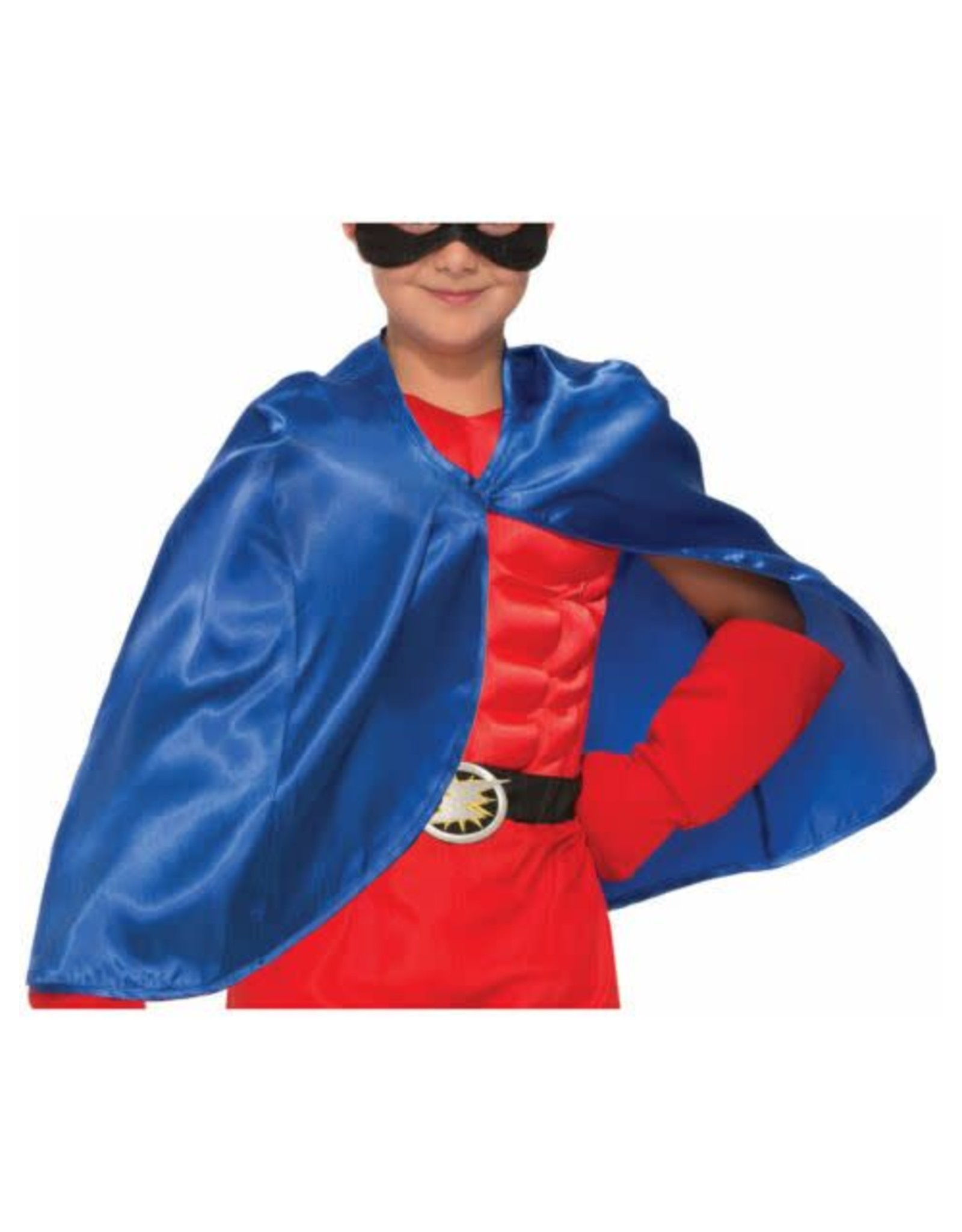 Forum Child Hero Cape Blue