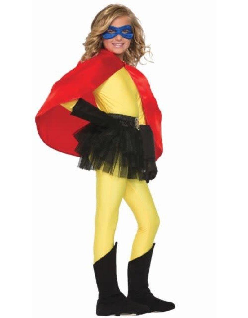 Forum Child Hero Cape Red