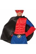 Forum Child Hero Cape Black