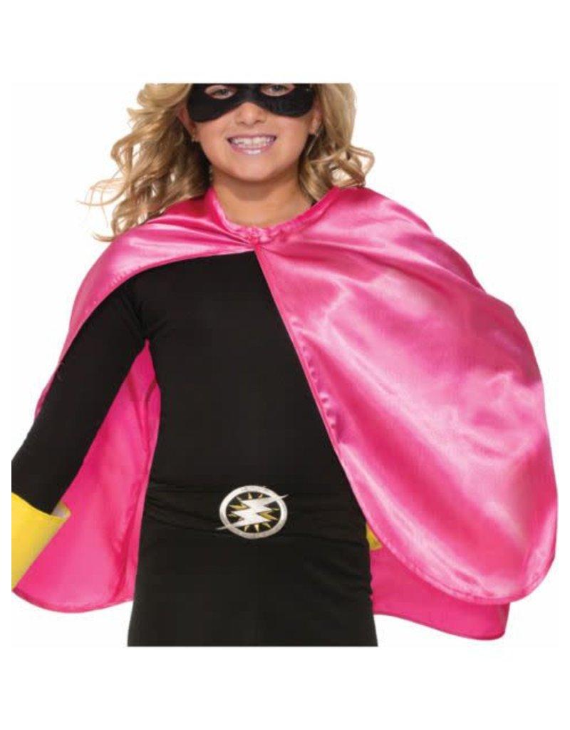 Forum Child Hero Cape Pink