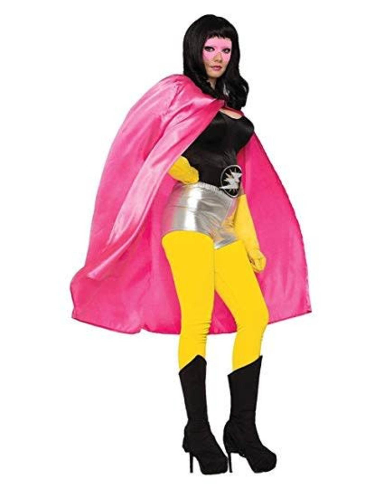 Forum Adult Hero Cape Pink