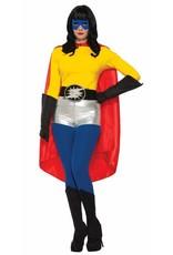 Forum Adult Hero Gauntlets Black