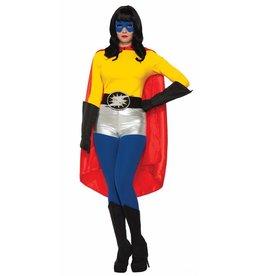 Forum Adult Hero Cape Red